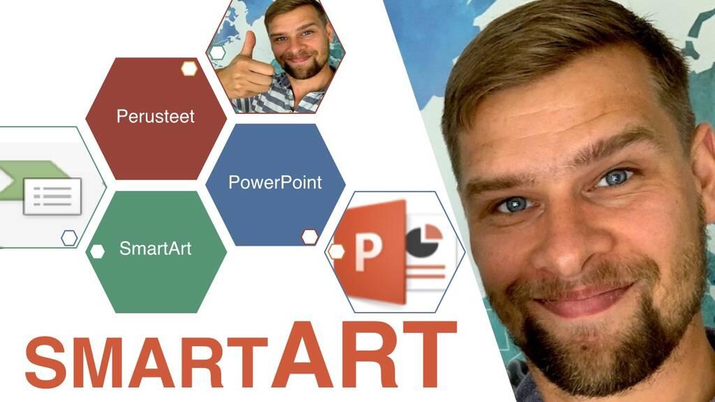 powerpoint smartart