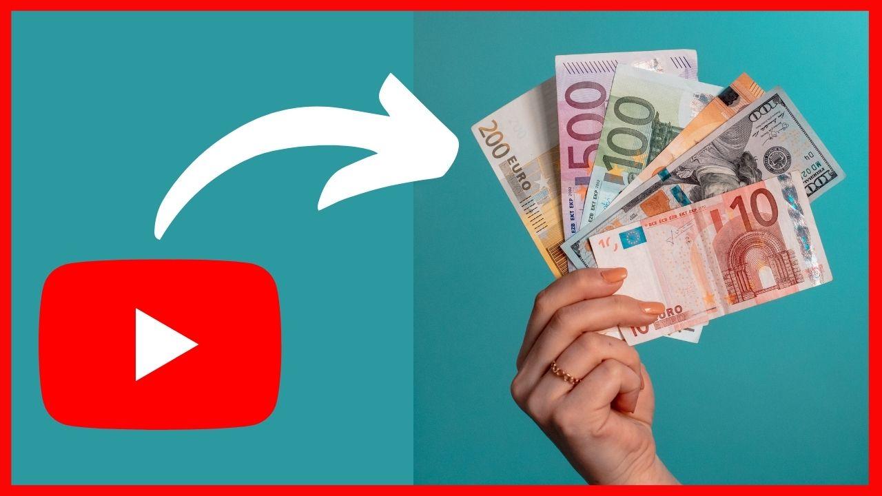 rahaa youtubella KK