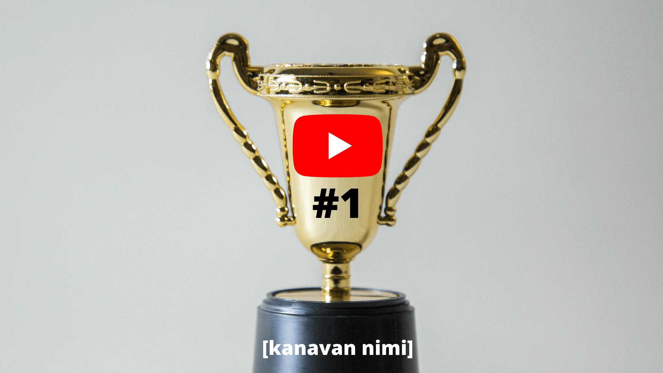 oikotie youtube menestykseen